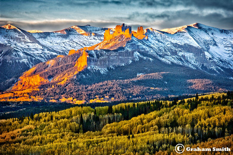 Colo_Mt_Castle_Dawn